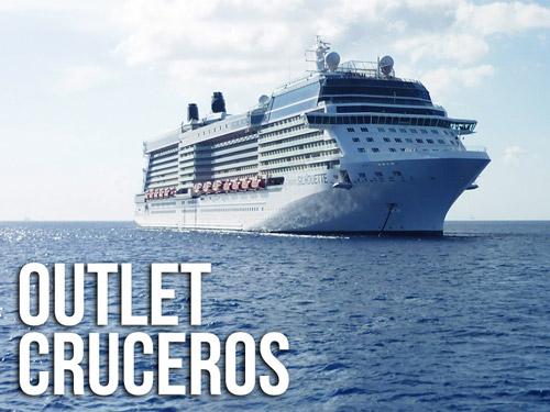 Nuevo outlet de cruceros